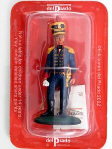 Del Prado SNP021 Capitaine, Spanish Foot Artillery, 1812 Modélisme Static