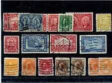 LOT high value used Jubilees to 1935 low price Canada used