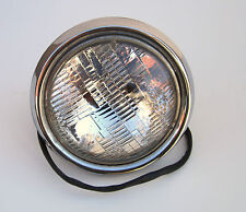 HEAD LIGHT ASSEMBLY, left or right, used, 1978 Fiat 124 Spyder LH