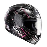 HJC CS-15 Songtan Pink CS 15 Women/Ladies Full Face Motorcycle Helmet ZE