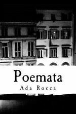 Poemata : Writings on Fashion by Ada Rocca (2013, Paperback, Large Type)
