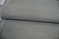 grey duck egg flat weave upholstery fabric thick upholstery caravan sofa etc