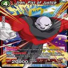 DRAGON BALL SUPER CARD GAME UNION FORCE BT2-029 SR Jiren fist of justice