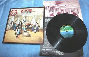 ALEX HARVEY BAND - The penthouse tapes 1975 Vertigo UK + Inserto EX/EX