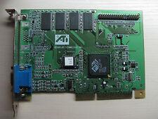 """Ati Rage 3D Lt Pro Agp 8Mb Vga Video card (Pn: 109-55700-01) â""""–2 Test Ok!"""