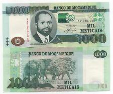 MOZAMBIQUE 1000 METICAIS 2011 PICK NEW UNC