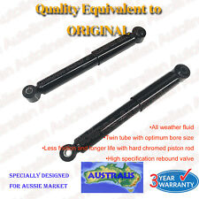1 Pair Holden Astra TS 2.2L Convertible New Rear Shock Absorbers 01-07