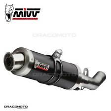 TRIUMPH SPEED TRIPLE Exhaust MIVV Gp 2011-2015 Steel Black Low