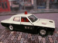 Tomica Dandy 1:49 scale Toyota New Crown MS60 police patrol car Japan 1970's