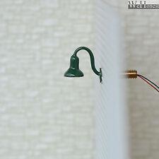 10 x OO / HO scale street bracket light model wall Lamp posts LED building #R56