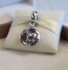 New w/Box Pandora RETIRED Chinese Year of the Horse Zodiac Dangle Charm 790879