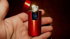 Electric usb rechargeable cigarette lighter with touch activation USA Seller