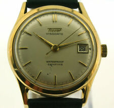 Tissot Mechanical (Hand-winding) Adult Round Wristwatches