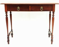 Sheraton Colonial Antique Table sofa console Entry table Federal Furniture