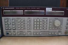 Rohde Amp Schwarz Signal Generator 100khz 4320mhz Smhu 835801158