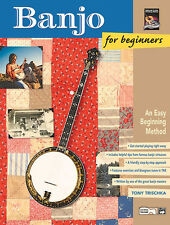 Banjo for Beginners. book only; Trischka, Tony, ALFRED - 19410
