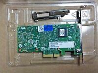 Original Intel I350-T2 1GbE Dual Port ETHERNET NIC ADAPTER I350T2BLK I350T2G2P20