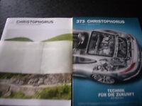 Porsche Magazin Christopherus 4 / 2015 ,
