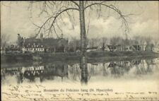 Monastere du Precieux Sang St. Hyacinthe Quebec c1910 Postcard