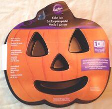 WILTON Cake Pan*Pumpkin*Jack o Lantern*Halloween