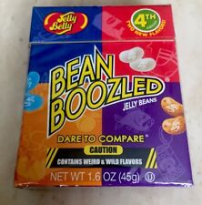Lot Of 2 Jelly Belly Bean Boozled 1.6 oz Box - Weird, Wild, & CRAZY 4th Edition