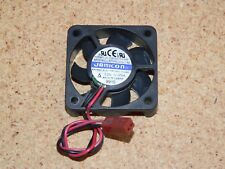 Jamicon JF0410B1M 12VDC 0.09A 40x40x10mm 2-Pin Connector Cooling Fan