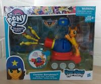 My Little Pony Guardians of Harmony - Cheese Sandwich , Party Tank - BNIB