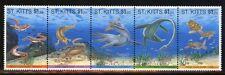 St,Kitts 367/71 Tiere postfrisch