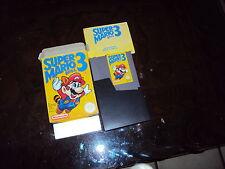 SUPER MARIO 3  BROS pour Console Nintendo NES