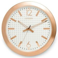 Rose Gold 20″ Gallery Wall Clock
