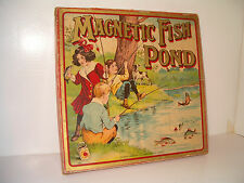 Magnetic Fish Pond Circa-Old     Ages 18+