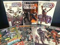 Comic Lot CAPTAIN AMERICA 6 11 18 20 21 22 Sam Wilson NM 1st Appearance Patriot