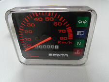 Penta Dakarino 50 Km/h Mokick ORIGINAL Tacho Tachometer KOMPLETT - NEU!