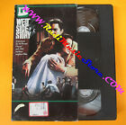 VHS film WEST SIDE STORY Jerome Robbins Johnny Green L'UNITA' (F135*) no dvd