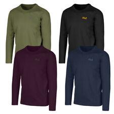 Jack Wolfskin Essential Longsleeve Men Herren Shirt Langarm Pullover 1806041