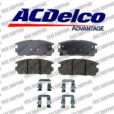 AC Delco Brake Pad Sets 2-Wheel Set Front Driver /& Passenger Side New 14D1264CH