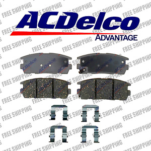 Brake Pads (Rear) Ceramic Set For Chevrolet Equinox Captiva Sport Gmc Terrain