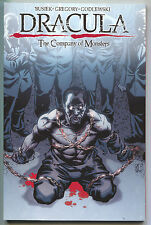 Dracula The Company Of Monsters TPB Boom 2011 NM 1 2 3 4