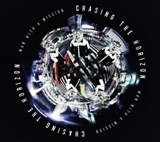 New MAN WITH A MISSION Chasing the Horizon First Limited Edition CD DVD Japan
