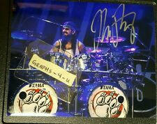 MIKE PORTNOY SIGNED 8x10 DREAM THEATER AUTOGRAPH COA WINERY DOGS