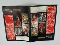 1976 Olympic Lottery Canada Montreal 10 Page Booklet Leaflet Brochure