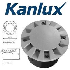 Kanlux LED 1W Outdoor Ground Recessed Walk Drive Path Way Lamp Light Fitting