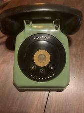 Vintage Edison Televoice Telephone