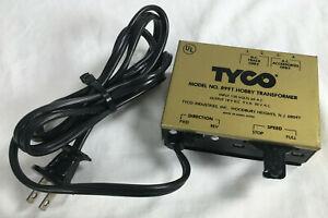 Tyco Model No. 899T Hobby Transformer Train Track Electric Motor Hong Kong