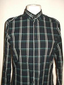 3x LANGARM Hemd  kariertes Businesshemd Gr.M Freizeithemd gepflegt