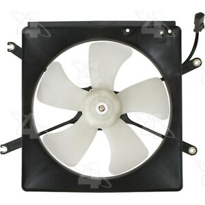 Engine Cooling Fan Assembly fits 1994-2001 Acura Integra  FOUR SEASONS