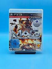 MAG: Massive Action Game (Sony PlayStation 3, 2010) PS3