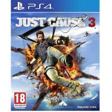 JUST CAUSE 3 PS4 - SONY PLAYSTATION 4 NUEVO