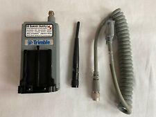 Trimble 24ghz Global Geo External Radio For S6 S7 S8 Sps Rts Robotics Wnty