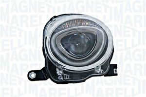 Halogen Headlight WIth Motor Right Fits ABARTH 500 Hatchback FIAT 2015-